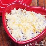 马苏里拉芝士焗香芋(甜品)