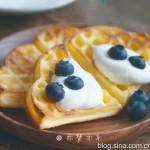原味华夫饼(热巧克力)