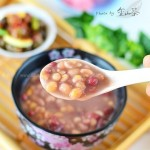 红豆玉米砂锅粥