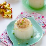 鲜虾酿银萝(春节家宴菜)