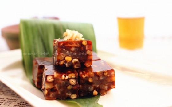 杂粮肉皮冻(年菜凉菜)