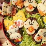 糖霜动物饼干
