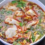 蓮菜大肉餃子(早餐菜譜)
