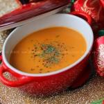 美式番茄浓汤(暖身御寒的开胃浓汤)