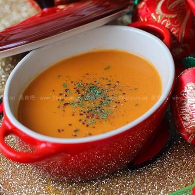 美式番茄浓汤