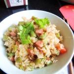 番茄燜飯(電飯煲食譜)