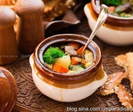 俄式罐焖牛肉