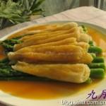 金汤芦笋竹荪