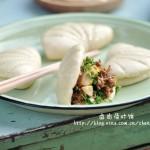 卤肉荷叶饼(经典宴客菜)
