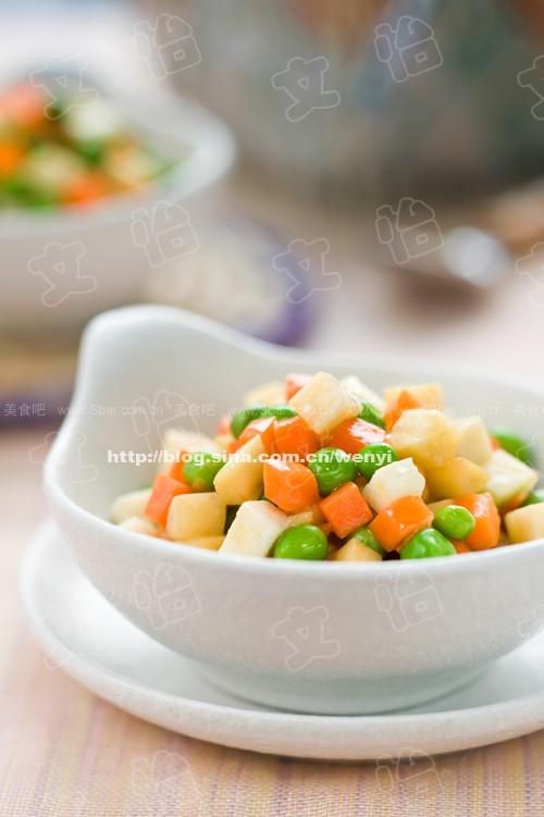 春节家宴素菜做法大全