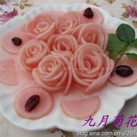 萝卜玫瑰花