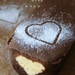 心语磅蛋糕(情人节甜点)