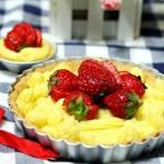 卡士达草莓挞