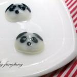 熊猫汤圆(元宵节美食)