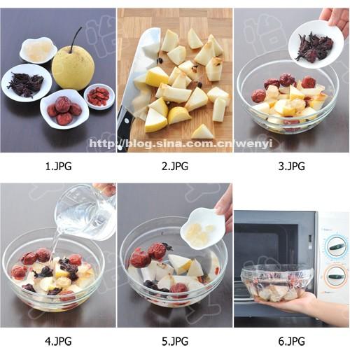 8道梨的吃法
