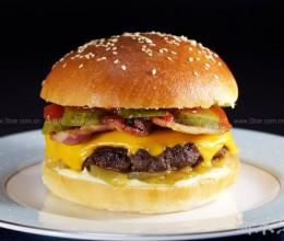 完美牛肉芝士汉堡全攻略