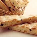 焦糖葡萄面包