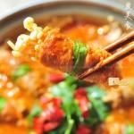 韩式泡菜肥牛卷