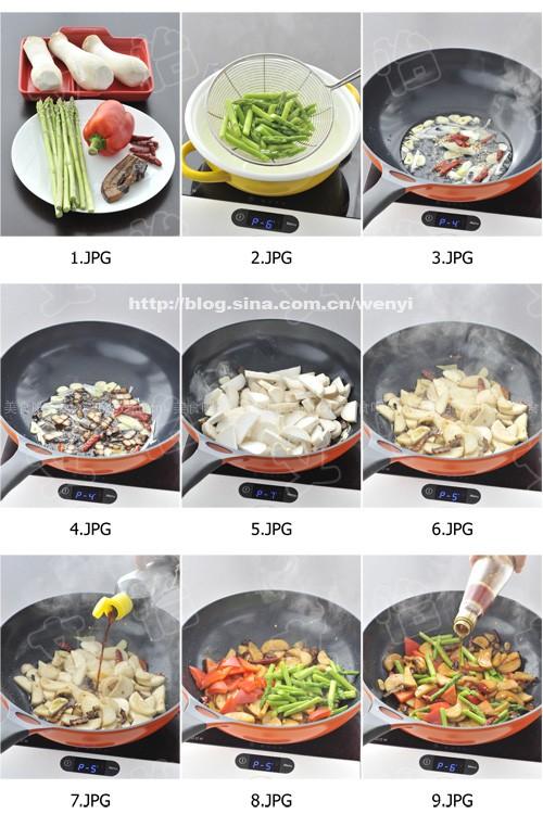 12道蘑菇菜