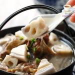 腊鸭焖藕(电饭煲食谱)