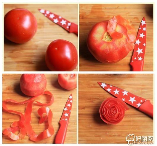 自制水果拼盘