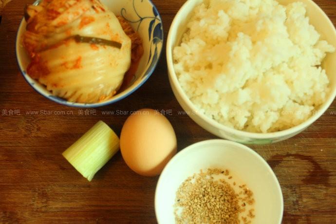韓式泡菜炒飯