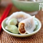 白菜猪肉灌汤水饺