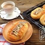 培根面包(早餐菜谱)