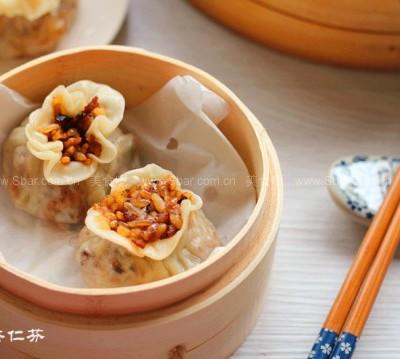 香菇糯米烧卖