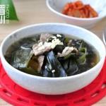 牛肉海带汤(韩剧里最具亲情的一碗汤)