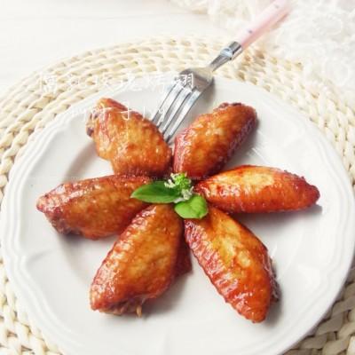 腐乳玫瑰烤翅