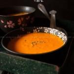 玉米胡萝卜浓汤
