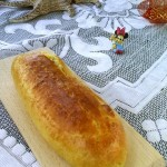 海苔奶酪面包
