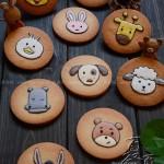 小动物饼干
