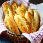 天然酵种蒜香软面包