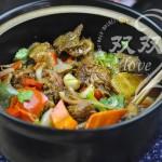 鸡公煲(川味小吃速成法)