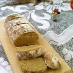 高纤胚芽面包