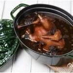 鸡炖牛肝菌
