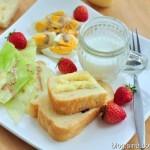 蛋蔬谷物早餐(5分钟快速营养早餐)