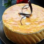 焦糖杏仁蛋糕