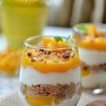 自制酸奶&芒果酸奶杯