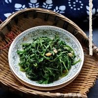 蒜香芨芨菜
