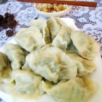 鲜肉面条菜水饺