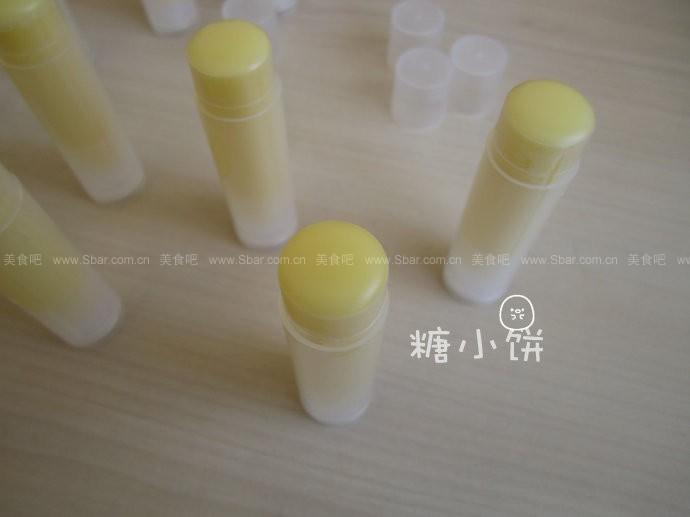 自制润唇膏