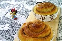 桂皮面包卷