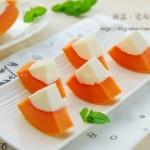木瓜椰奶凍(養顏小甜品)