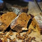 黑麦蔓越莓软欧包