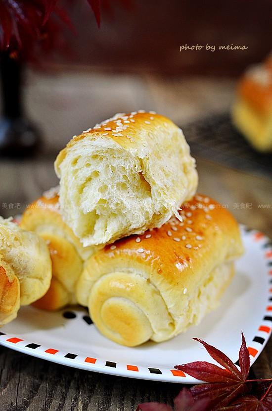 香草面包卷