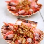 蒜蓉野生北极虾