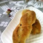 核桃葡萄干面包